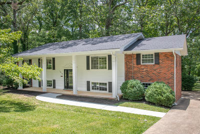 Signal Mountain Single Family Home Contingent: 1614 James Blvd