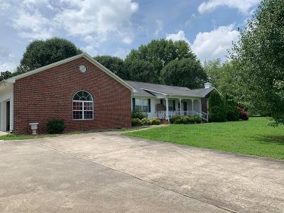 Cleveland Single Family Home For Sale: 340 SE Hunt Rd