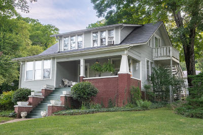 Chattanooga Single Family Home For Sale: 3801 Oakland Ter