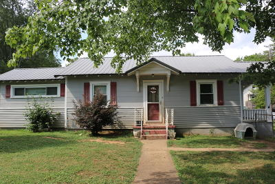 Chattanooga Single Family Home For Sale: 5405 Connell St