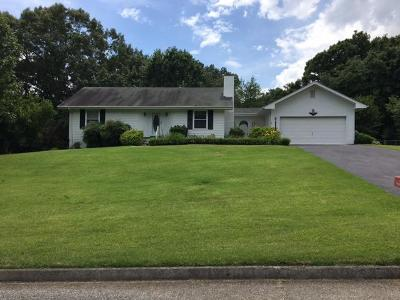 Soddy Daisy Single Family Home Contingent: 2008 Jacquelin Dr