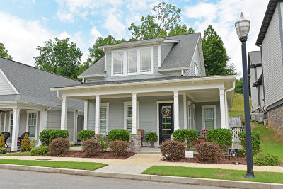 Chattanooga Single Family Home For Sale: 8510 Festival Loop