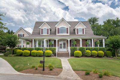 Chattanooga Single Family Home For Sale: 4112 Night Owl Ct