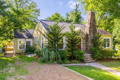 Signal Mountain Single Family Home Contingent: 1004 Signal Rd