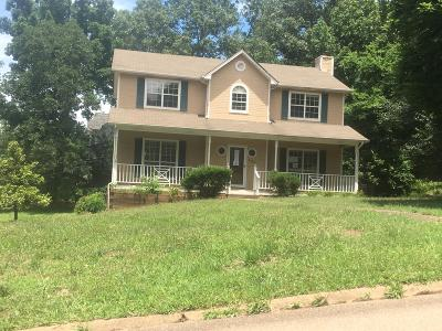 Ooltewah Single Family Home For Sale: 7301 Flagstone Dr