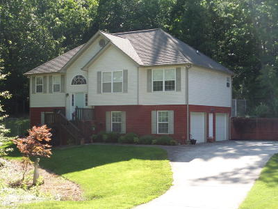 Ringgold Single Family Home Contingent: 55 Manor Dr
