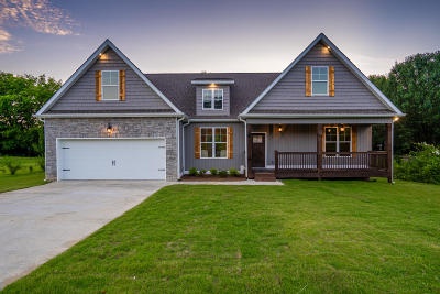 Ringgold Single Family Home Contingent: 200 Cardinal Rd