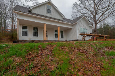 Ringgold Single Family Home For Sale: 238 Old Alabama Rd
