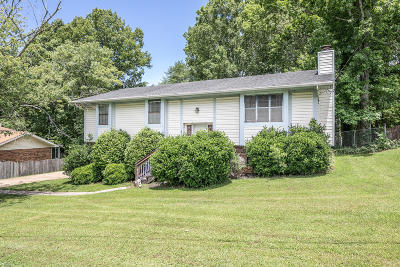 Ringgold Single Family Home Contingent: 474 Foster Dr
