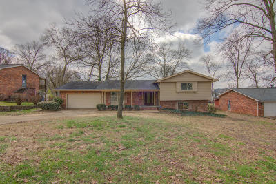 Chattanooga Single Family Home For Sale: 7014 Palermo Dr