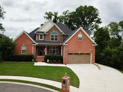 Ooltewah Single Family Home Contingent: 8815 Springhouse Ct