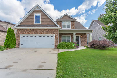 Chattanooga Single Family Home For Sale: 2695 Waterhaven Dr