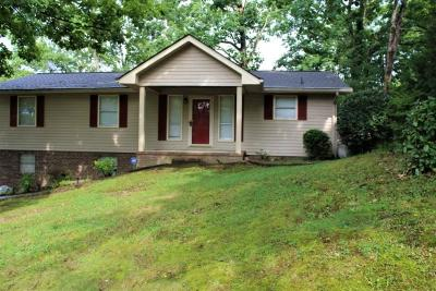 Hixson Single Family Home For Sale: 8206 Thornwood Dr