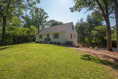 Chattanooga Single Family Home For Sale: 1532 S Rugby Pl