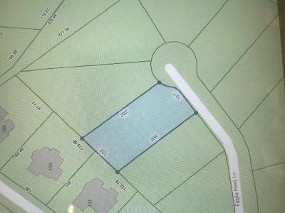 Chattanooga Residential Lots & Land For Sale: 7225 Eagle Nest Dr