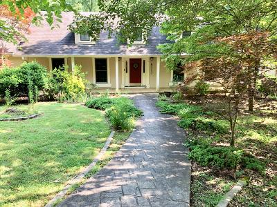 Signal Mountain Single Family Home Contingent: 913 Shady Cir