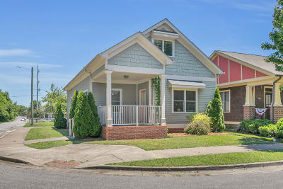 Chattanooga Single Family Home For Sale: 515 E 18th St