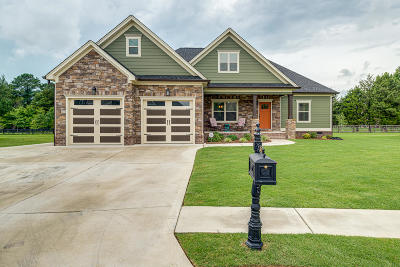 Ooltewah Single Family Home Contingent: 8407 Skybrook Dr