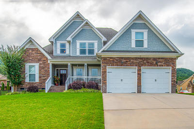 Ooltewah Single Family Home Contingent: 8004 Perfect Vw