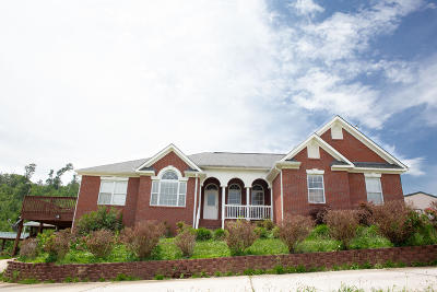 Single Family Home For Sale: 3107 Cherokee Valley Rd