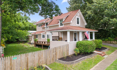 Chattanooga Single Family Home For Sale: 1306 Normal Ave
