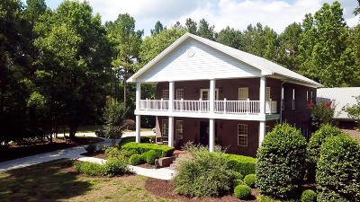 Ringgold Single Family Home For Sale: 385 Thompson Hill Rd