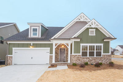 Ooltewah Single Family Home For Sale: 8449 Wood Duck Ct #78