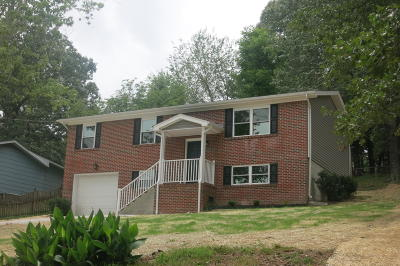 Ringgold Single Family Home Contingent: 400 Lawrence Dr