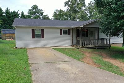 Ringgold Single Family Home Contingent: 285 Smoketree Cir