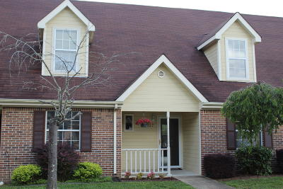 East Brainerd Townhouse For Sale: 7527 Eric Dr