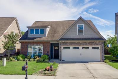 Hixson Single Family Home For Sale: 5521 Seagrove Lane