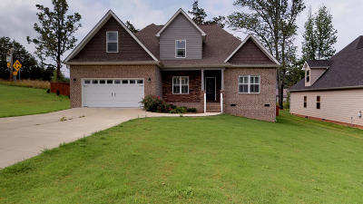 Ooltewah Single Family Home For Sale: 8792 Walnut Leaf Dr