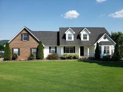 Ringgold Single Family Home Contingent: 264 Meadowview Ln