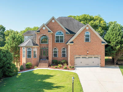 Chattanooga Single Family Home For Sale: 9670 Pecan Springs Cir