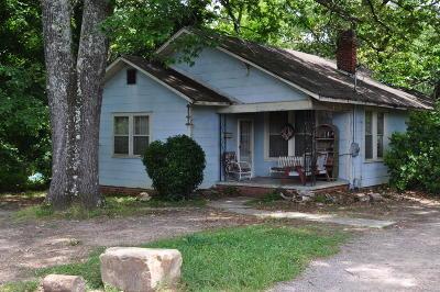 Chickamauga Single Family Home For Sale: 108 Walthall Ave