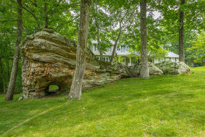 Signal Mountain Single Family Home For Sale: 14 Big Rock Rd