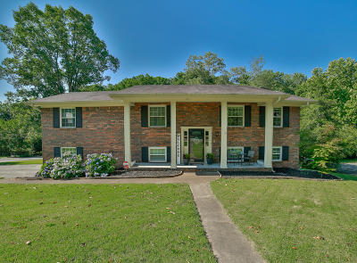 Chattanooga Single Family Home For Sale: 910 Brynewood Park Dr