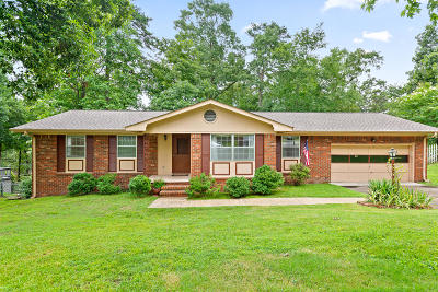 Chattanooga Single Family Home For Sale: 3911 S Mission Oaks Dr