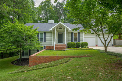 Ringgold Single Family Home Contingent: 167 Us Grant Dr
