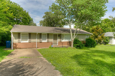 Chattanooga Single Family Home For Sale: 981 Lawson St