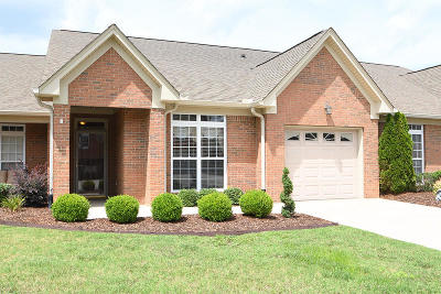 Chattanooga Townhouse For Sale: 8263 Chula Creek Rd