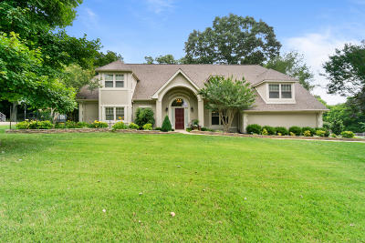Hixson Single Family Home For Sale: 1823 Bay Pointe Dr