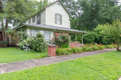 Single Family Home For Sale: 210 Magnolia Ave