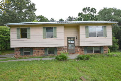Cleveland Single Family Home Contingent: 198 SW Bailey Cir