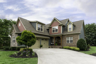 Ooltewah Single Family Home Contingent: 3250 Stillmeadow Ln