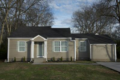 Chattanooga Single Family Home For Sale: 104 N Howell Ave
