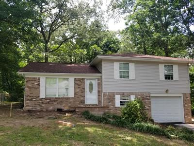 Ringgold Single Family Home Contingent: 616 Stapp Dr