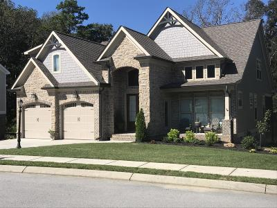 Ooltewah Single Family Home Contingent: 6619 Satjanon Dr