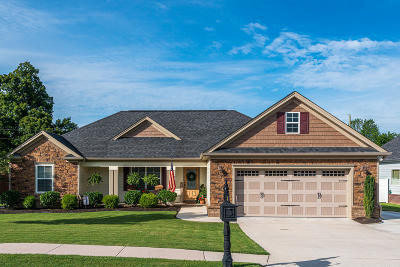 Ooltewah Single Family Home Contingent: 8460 Fenwick Dr