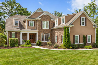 Signal Mountain Single Family Home For Sale: 3446 Cloudcrest Tr